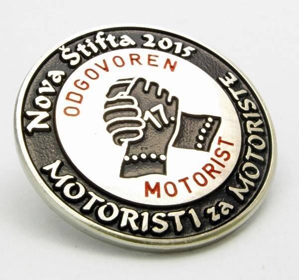 Znacka Nova Stifta - Motoristi za motoriste 2015
